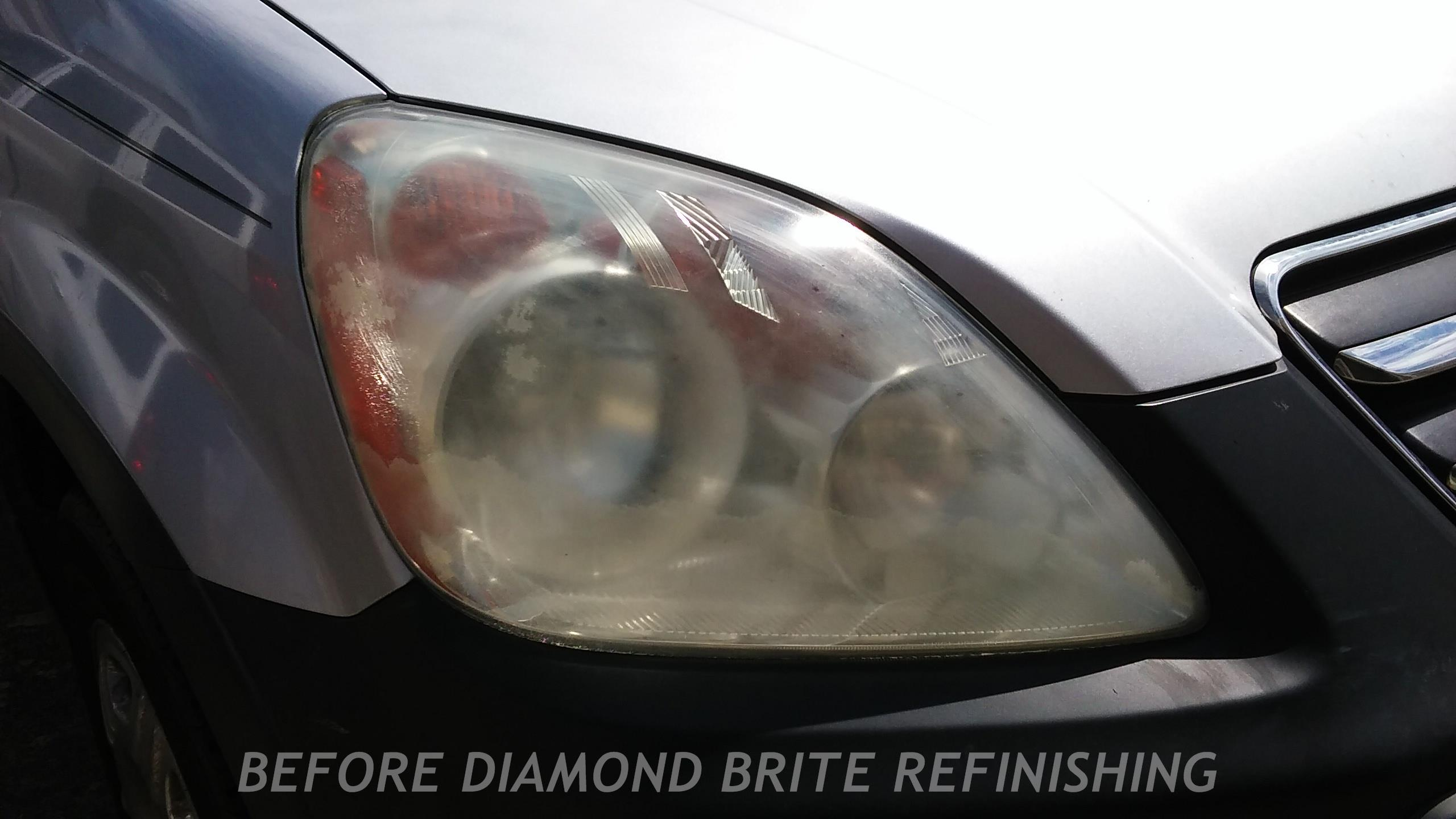 Diamond Brite Mobile Headlight Restoration